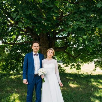 Vestuvinių ir proginių suknelių siuvimas ir taisymas / Larisa Bernotienė / Darbų pavyzdys ID 593795