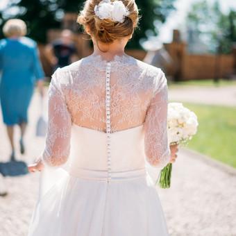 Vestuvinių ir proginių suknelių siuvimas ir taisymas / Larisa Bernotienė / Darbų pavyzdys ID 593797