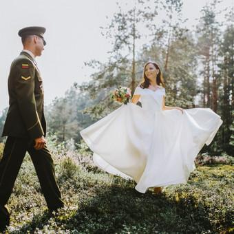 Vestuvinių ir proginių suknelių siuvimas ir taisymas / Larisa Bernotienė / Darbų pavyzdys ID 593799