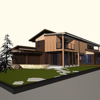 Architektas, projektavimas / Ramunas / Darbų pavyzdys ID 594319