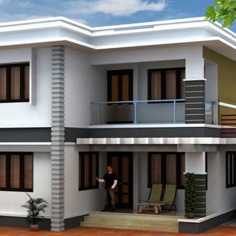 Architektas, projektavimas / Ramunas / Darbų pavyzdys ID 594321