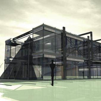 Architektas, projektavimas / Ramunas / Darbų pavyzdys ID 594547