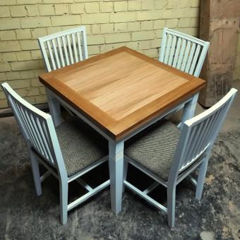 Mediniai baldai pagal užsakymą / UAB Medžio interjeras / Darbų pavyzdys ID 597647