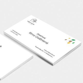 Grafikos dizainerė Ieva / Ieva Gelzinyte / Darbų pavyzdys ID 598023