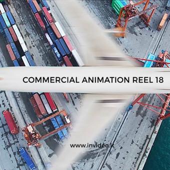 Video gamyba ir animacija / Marius Bobina / Darbų pavyzdys ID 599031