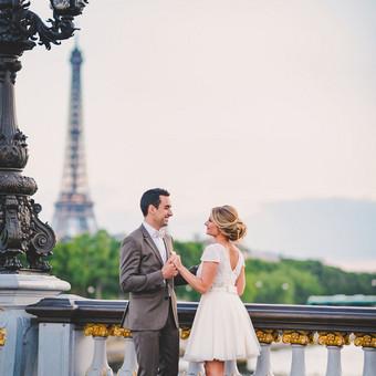 Nuoširdi ir jauki vestuvių fotografija. / Daina / Darbų pavyzdys ID 599867
