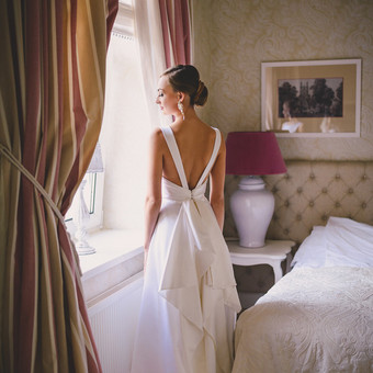 Nuoširdi ir jauki vestuvių fotografija. / Daina / Darbų pavyzdys ID 599869