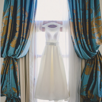 Nuoširdi ir jauki vestuvių fotografija. / Daina / Darbų pavyzdys ID 599877
