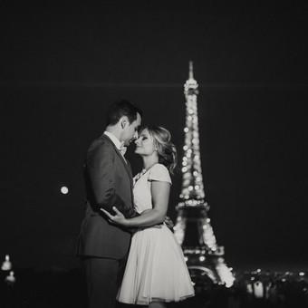Nuoširdi ir jauki vestuvių fotografija. / Daina / Darbų pavyzdys ID 599895