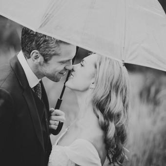 Nuoširdi ir jauki vestuvių fotografija. / Daina / Darbų pavyzdys ID 599901