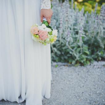 Nuoširdi ir jauki vestuvių fotografija. / Daina / Darbų pavyzdys ID 599905