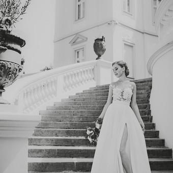 Nuoširdi ir jauki vestuvių fotografija. / Daina / Darbų pavyzdys ID 599911