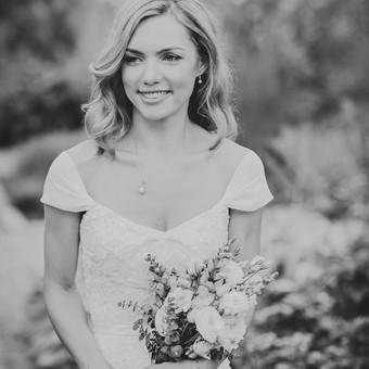 Nuoširdi ir jauki vestuvių fotografija. / Daina / Darbų pavyzdys ID 599917