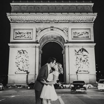 Nuoširdi ir jauki vestuvių fotografija. / Daina / Darbų pavyzdys ID 599921