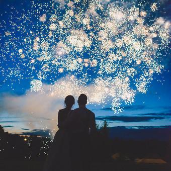 Nuoširdi ir jauki vestuvių fotografija. / Daina / Darbų pavyzdys ID 599923