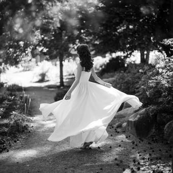 Nuoširdi ir jauki vestuvių fotografija. / Daina / Darbų pavyzdys ID 599929