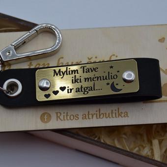 Raktu pakabukai jūsų pasirinktais vardais, personalizuoti raktu pakabukai, raktu pakabukai is odos. Facebook: ritos atributika