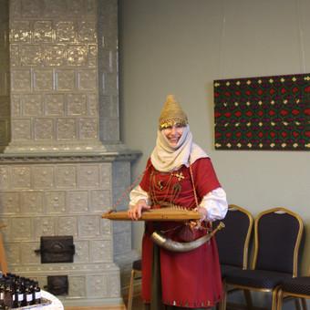Renginių ir lietuviškų apeigų vedėja, atlikėja Skalsa Daiva / UAB Kruenta / Darbų pavyzdys ID 604201