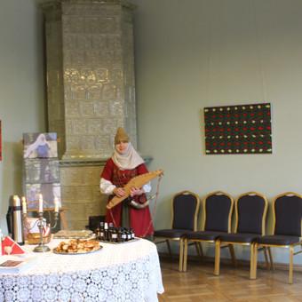 Renginių ir lietuviškų apeigų vedėja, atlikėja Skalsa Daiva / UAB Kruenta / Darbų pavyzdys ID 604205