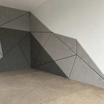 Minkštos 3D sienų plokštės, lovos, galvūgaliai / Gražvydas / Darbų pavyzdys ID 604767