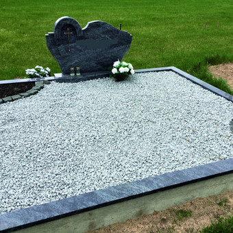 Paminklai, plokštės, trinkelės, kapų tvarkymas / Vainatrakio kapinės / Darbų pavyzdys ID 605005