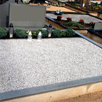 Paminklai, plokštės, trinkelės, kapų tvarkymas / Vainatrakio kapinės / Darbų pavyzdys ID 605011