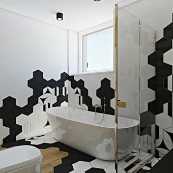Udizainas - interjero dizainas / Ugnė Majauskaitė / Darbų pavyzdys ID 605933