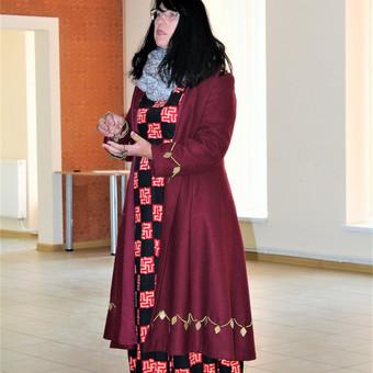 Renginių ir lietuviškų apeigų vedėja, atlikėja Skalsa Daiva / UAB Kruenta / Darbų pavyzdys ID 606123