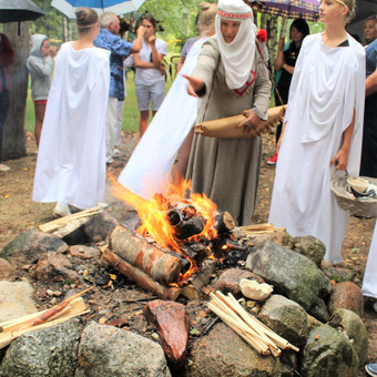 Renginių ir lietuviškų apeigų vedėja, atlikėja Skalsa Daiva / UAB Kruenta / Darbų pavyzdys ID 606127