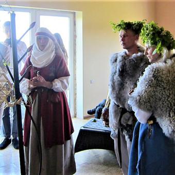 Renginių ir lietuviškų apeigų vedėja, atlikėja Skalsa Daiva / UAB Kruenta / Darbų pavyzdys ID 606129