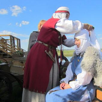 Renginių ir lietuviškų apeigų vedėja, atlikėja Skalsa Daiva / UAB Kruenta / Darbų pavyzdys ID 606135