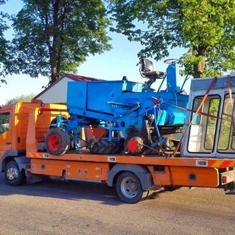Tralas Traliukas Techninė pagalba kelyje platforma iki 4-t / Tralas Traliukas / Darbų pavyzdys ID 606767
