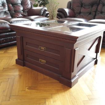 Medžio baldų gamyba / Marius / Darbų pavyzdys ID 607677
