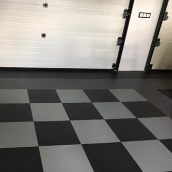 Grindys garažams, sandeliams, terasoms, namams,autoservisams / Viktoras Šimonis / Darbų pavyzdys ID 609377