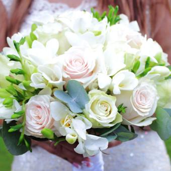 Gėlės vestuvėms / Egidija Janeliūnienė / Darbų pavyzdys ID 612361
