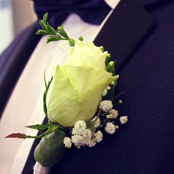 Gėlės vestuvėms / Egidija Janeliūnienė / Darbų pavyzdys ID 612363