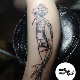 Mor.est Tattoo / Marija Ščerb / Darbų pavyzdys ID 615819