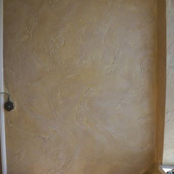 Meninis sienų dekoravimas. Tapyba ant sienų, Relejefai / OrumDeko / Darbų pavyzdys ID 616605