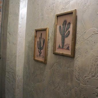 Meninis sienų dekoravimas. Tapyba ant sienų, Relejefai / OrumDeko / Darbų pavyzdys ID 616613