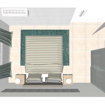 3D modelio kompiuterio ekrano fotofiksacija
