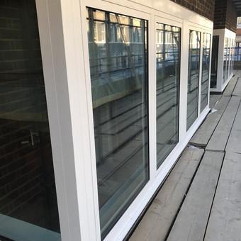 Ventiluojami / tinko / aliuminio fasadai ir langų, durų p... / Aleksejus PROFF / Darbų pavyzdys ID 617221