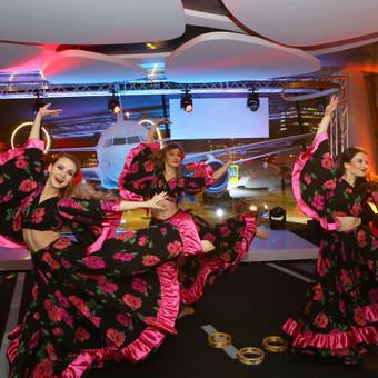 Šokių pasirodymai vestuvėms, gimtadieniams i kitoms šventėms / Nadia P. / Darbų pavyzdys ID 617235