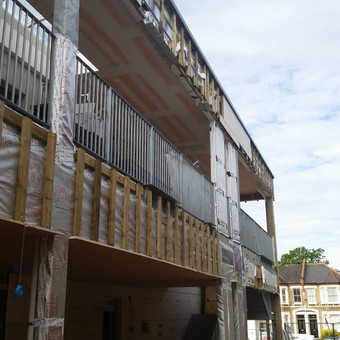 Ventiluojami / tinko / aliuminio fasadai ir langų, durų p... / Aleksejus PROFF / Darbų pavyzdys ID 617239