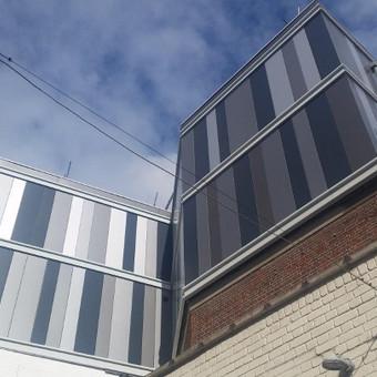Ventiluojami / tinko / aliuminio fasadai ir langų, durų p... / Aleksejus PROFF / Darbų pavyzdys ID 617243