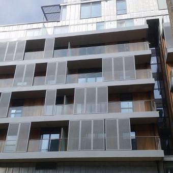Ventiluojami / tinko / aliuminio fasadai ir langų, durų p... / Aleksejus PROFF / Darbų pavyzdys ID 617247