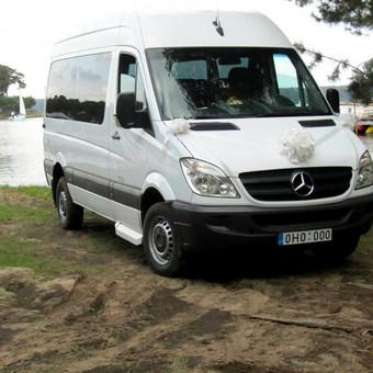 Keleivinių Mercedes Sprinter mikroautobusų nuoma / NUOMAJUMS.LT / Darbų pavyzdys ID 618041