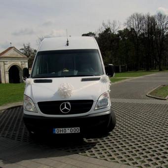 Keleivinių Mercedes Sprinter mikroautobusų nuoma / NUOMAJUMS.LT / Darbų pavyzdys ID 618043