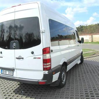 Keleivinių Mercedes Sprinter mikroautobusų nuoma / NUOMAJUMS.LT / Darbų pavyzdys ID 618045