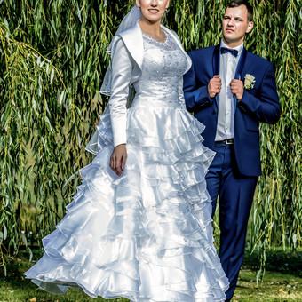 Nuoširdus jaudulys jaunųjų veiduose yra toks natūralus bei nuostabus dalykas per vestuves!