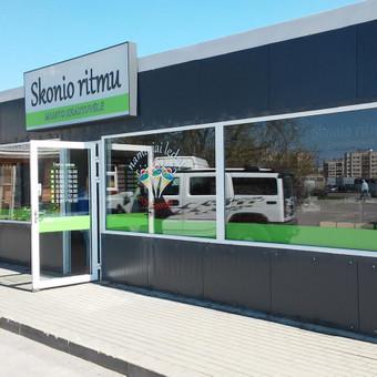 Plėvelės klijavimas Vilniuje / Stiklo Bitės / Darbų pavyzdys ID 620573